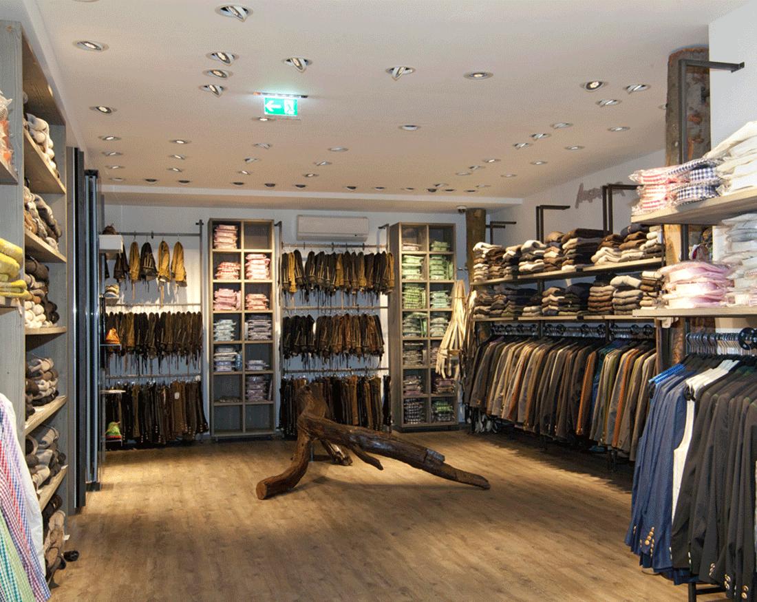 Ladenbau München Angermaier
