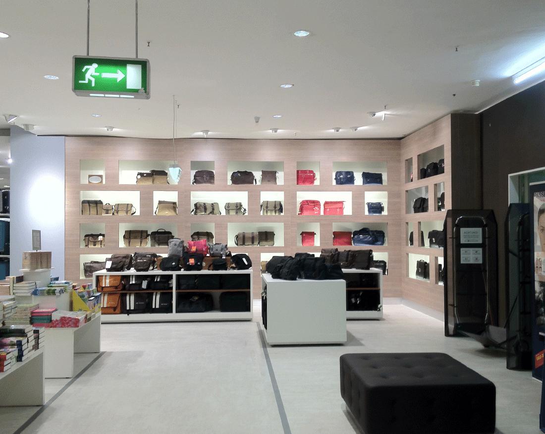 Ladenbau Galeria Kaufhof